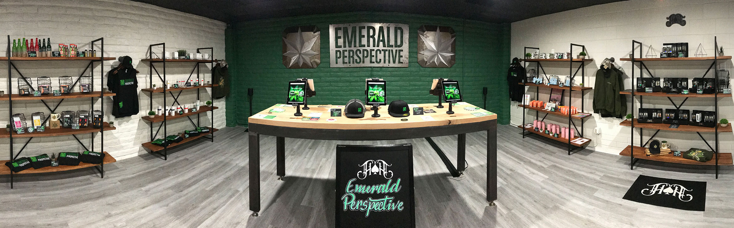 Emerald Perspective: cannabis dispensary and marijuana delivery in Port Hueneme, CA